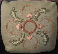 """Oak & Acorn"" Pillow Kit"