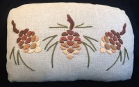 Pinecone Pillow Kit