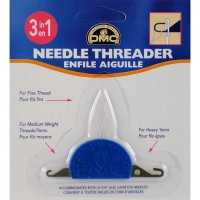 DMC 3 in 1 Needle Threader
