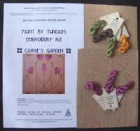 Carrie's Garden Embroidery Kit
