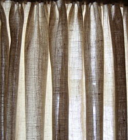 Arts Amp Crafts Style Curtains Paint By Threads Original