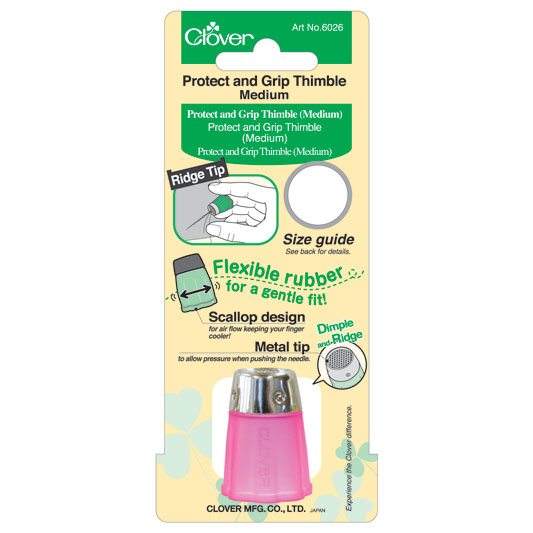 Protect & Grip Thimble - Click Image to Close